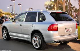 porsche cayenne 2006 turbo porsche cayenne turbo s technical details history photos on