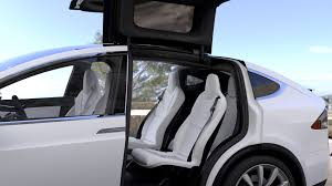 tesla inside engine tesla model x suv review 2016 parkers