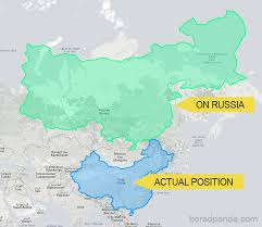 map usa russia after seeing these 15 maps you ll never look at the world the