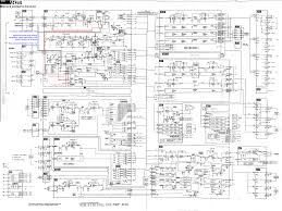 yamaha schematics yamaha receiver power and amplifier schematic