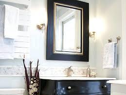 framed bathroom mirrors ideas mirrors big framed bathroom mirrors large bathroom mirror