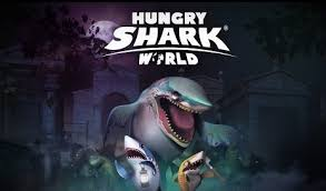 download game hungry shark evolution mod apk versi terbaru hungry shark world mod apk 2 6 0 unlimited gems sharks unlocked