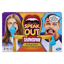 Challenge In Nose Out Speak Out Showdown Challenge Toys R Us