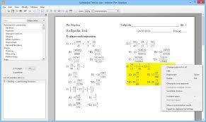 Pre Algebra Worksheets Infinite Pre Algebra Download