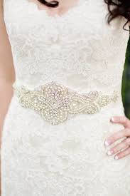Wedding Sashes Bridal Belts And Sashes To Add Something Special To Your Dress