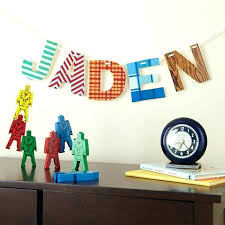 Wall Decal Letters For Nursery Wall Decals Letters And Decorative Wall Letters Letters Wall Decor