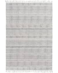 White Cotton Rug Amazing Deal Hand Woven Charleigh Cotton Rug 8 U0027 X 10 U0027 Light