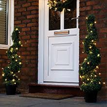 Exterior Christmas Lights Outdoor Christmas Lights Christmas Lighting From 99p At Festive