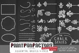 chalk clip discount pack essential basics digital