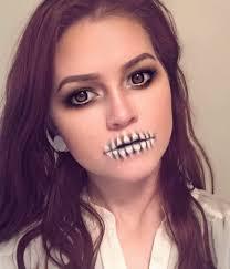 Easy Halloween Makeup Looks by Halloween Makeup For Beginners Popsugar Beauty Uk