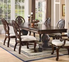 dining room table solid wood dining mesmerizing dining room with cool pedestal dining table