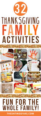 thanksgiving fabulous activities for thanksgiving preschoolers