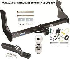 towing u0026 hauling parts for mercedes benz sprinter 3500 ebay