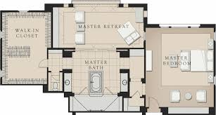 large master bathroom floor plans design review master baths professional builder