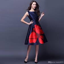 online cheap 2016 women u0027s plus size vintage sleeveless print fit