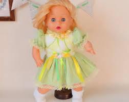 doll dress pattern etsy
