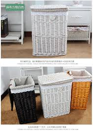 Buy Cheap Furniture Bathroom Impressive Popular Rattan Wicker Clothes Hamper Baskets