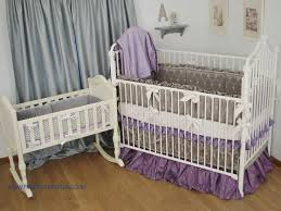 Purple Grey Crib Bedding 181 best purple lilac in the nursery images on pinterest lilacs