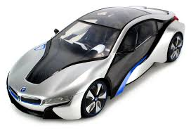 bmw concept i8 amazon com licensed bmw i8 concept edrive electric rc car 1 14