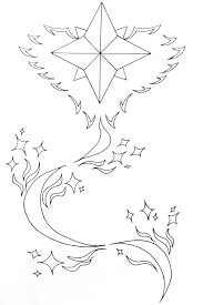shooting star tattoo design by weaponx004 on deviantart