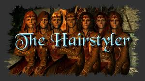 the hairstyler at skyrim nexus mods and community