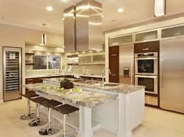 Custom Kitchen Island Designs - kitchen ideas l shaped kitchen design modern kitchen island l