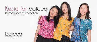 Batik Bateeq lookbook