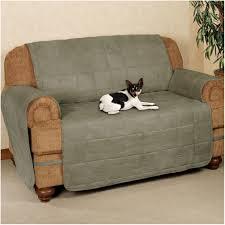 Fake Leather Sofa by Furniture Low Floor Lamp Ultimate Pet Furniture Sofa Cover