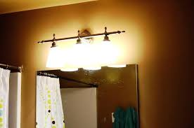 install bathroom light fixture wall u2013 luannoe me