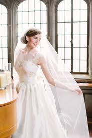 old hollywood style wedding gown elizabeth anne designs the