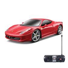 Ferrari 458 Italia - rc ferrari 458 italia 1 24 26 00 hamleys for rc ferrari 458