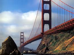 california san francisco golden gate bridge famous wallpaper