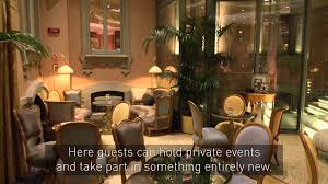 chateau monfort luxury hotel 5 stelle a milano youtube