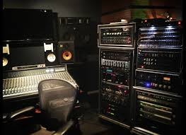 Recording Studio Layout by San Diego Ca Music Studio Recording Studio Vintage Analog Gear