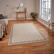 Cottage Rugs Cottage Rugs Ct7643 In Wool Mink Free Uk Delivery The Rug Seller