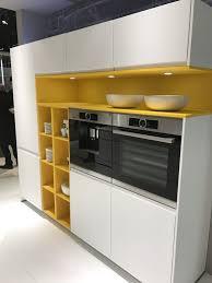 Kitchen Cabinet Microwave Shelf Kitchen Design Living Kitchen Furniture Yellow Accent Modern