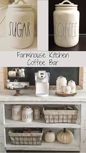 farmhouse kitchen canisters 41 more diy farmhouse style decor