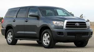 2008 toyota sequoia specs and photos strongauto