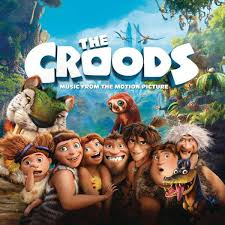 alan silvestri croods music motion picture cd