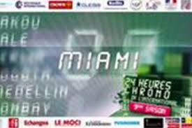 Barnes International Miami Barnes Miami Aux 24 Heures Chrono De L U0027international 27 01 2015