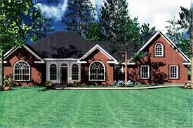 southern style house plans european traditional ranch house plan home plan 141 1153
