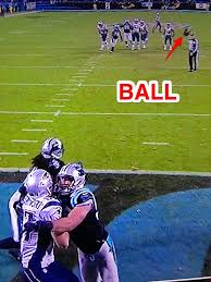 Luke Kuechly Meme - referee we made right non call in panthers win nfl