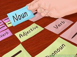 3 ways to explain parts of speech wikihow