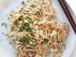 cambodian noodle salad recipe sarah bolla food u0026 wine