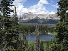 Utah mountains images Mirror lake uinta mountains utah pixdaus jpg