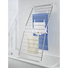 wenko profi bathtub drying rack reviews wayfair co uk