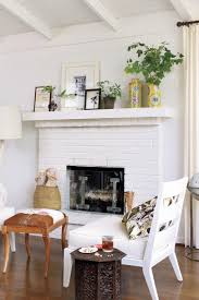 Fireplace Design Images by 25 Cozy Ideas For Fireplace Mantels Southern Living