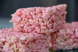 marshmallow rice crispy squares one pot chef youtube