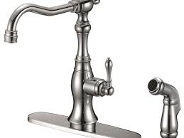 kitchen faucet new repair moen kitchen faucet single handle