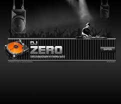 dj zero flash website template best website templates